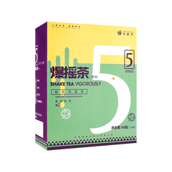 果遇茶 爆摇桂花乌龙 18g*5 盒装