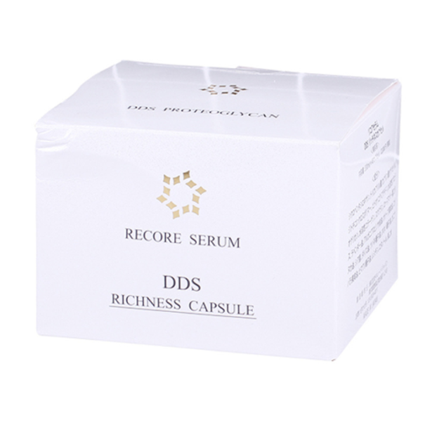 Product Detail - RECORE SERUM DDS Richness Capsule 48 Capsules - image 0