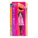 日本TRAIN女の欲望 发热美腿高腰连裤袜 加厚200D #黑色 M-L