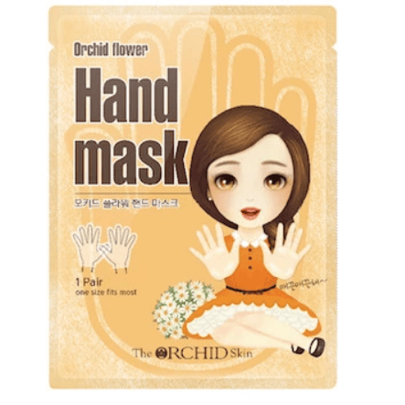 Yamibuy.com:Customer reviews:The ORCHID Skin Hand Mask 1pc