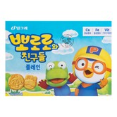 BINGGRAE Pororo&Friends KidsCrackers Plain Flavor 65g