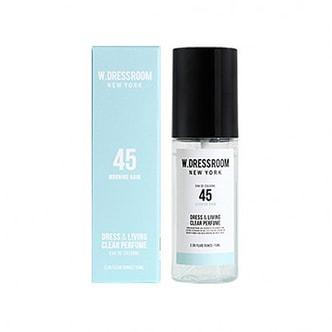 W.DRESSROOM Dress & Living Clear Perfume No.45 (Morning Rain) 70ml