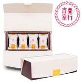 [Taiwan Direct Mail] JS-Taiwan Nugget Brown Rice Cracker(Egg salted yolk*16 Pcs) *Specialty/Gift/Snacks*