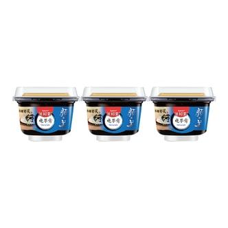 生和堂 龟苓膏 冰糖菊花口味 3杯装 附伴侣调味包+汤勺 645g