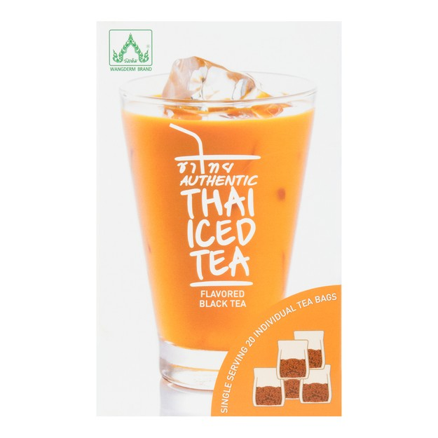 商品详情 - 泰国WANGDERM泰式 自然高山红茶 20包入 80g - image  0