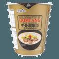 韩国PALDO八道 牛骨汤面 杯装 65g