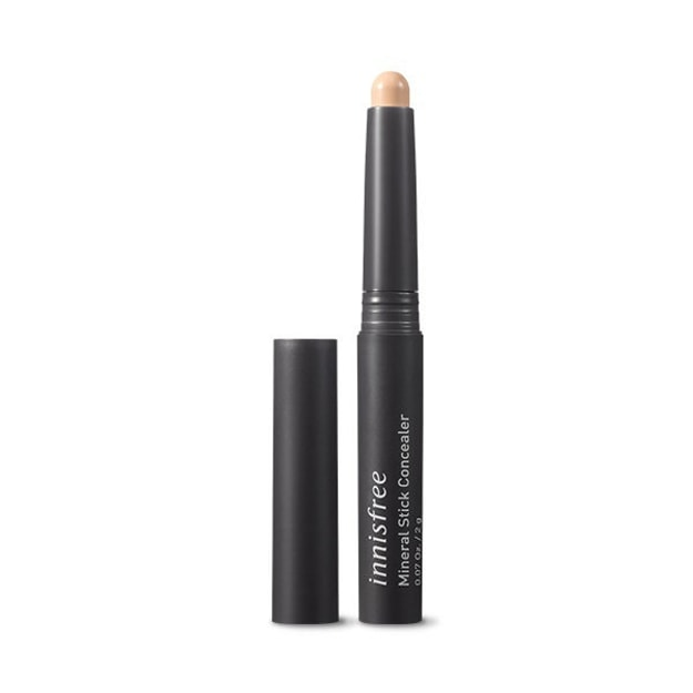 Product Detail - INNISFREE Mineral Stick Concealer 2g #1 Light Beige - image 0