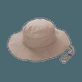 COGIT||Precious 清凉时髦UV防晒遮阳帽||橄榄绿 1个