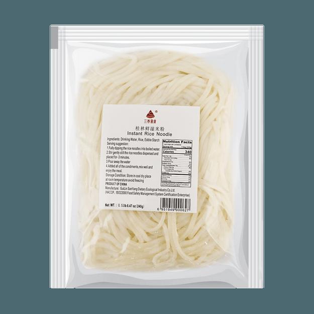 商品详情 - 三养易食 鲜米粉 240g (不含调料包) 升级版 - image  0