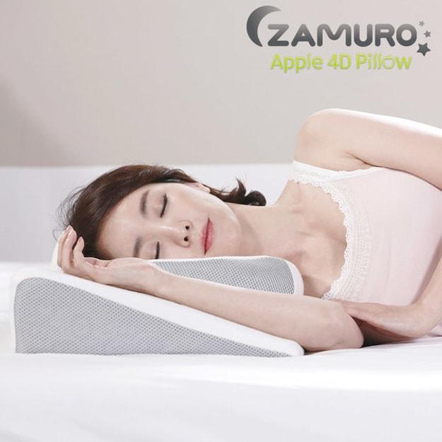 商品详情 - 韩国 Zamuro 4D 功能性枕头 - image  0