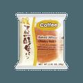 【全美最低价】日本D-PLUS 天然酵母持久保鲜面包 咖啡味 80g