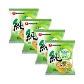 NONGSHIM Soon Veggie Noodle Soup 112g*4pc