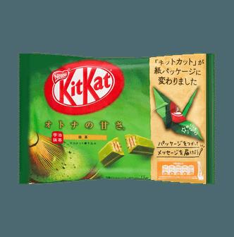 NESTLE Kit Kat Matcha Chocolate Flavor Stick  147g