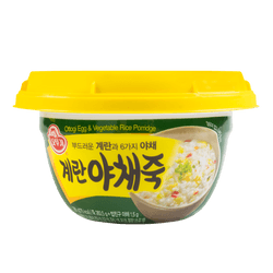 OTTOGI Egg Vegetable Rice Porridge 285g