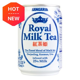 SANGARIA Royal Milk Tea 272ml
