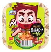 YUMEI Vermicelli Preserved Radish Flavour 305g bowl