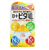 ROHTO Eye Drop #yellow 12ml