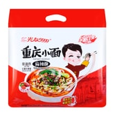 GUANGYOU Spicy Hot Noodles 4*105g
