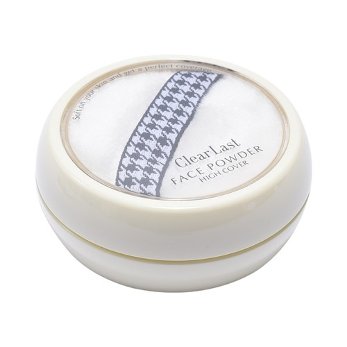 More than Face defender clear facial powder excellent