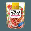 日本NISSIN日清 谷物脆水果麦片 草莓风味 早餐即食代餐 400g