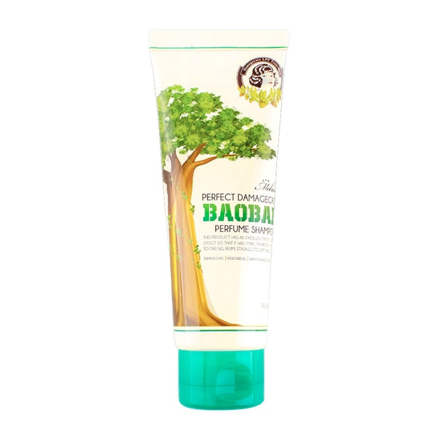Product Detail - MOHANI Baobab Perfect Damage Care Perfume Shampoo 120g - image 0