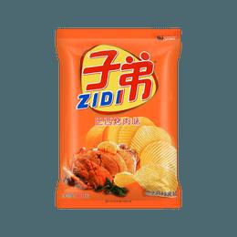 Potato Chips BBQ Flavor 100g