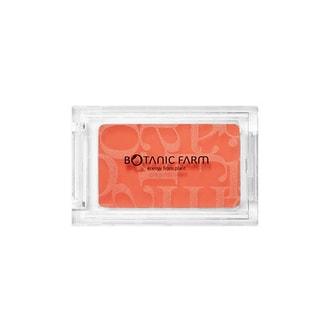 韩国BOTANIC FARM植物乐园 浪漫绽放膏状腮红(唇彩) 甜蜜橘色 4.3g