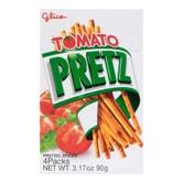 GLICO Pretz Tomato Flavor Biscuit Flavor 4packs 90g