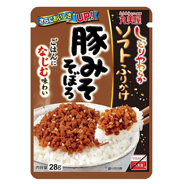 商品详情 - 【日本直邮】日本丸美屋 网红拌饭 方便拌饭 酱汁味 28g - image  0
