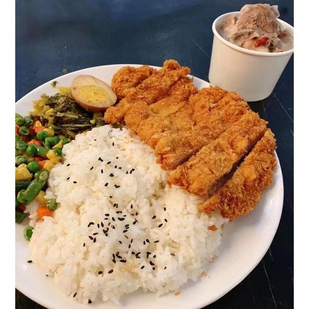 商品详情 - 【西部大盘鸡】炸鸡排套餐 1份 加热即食 - image  0