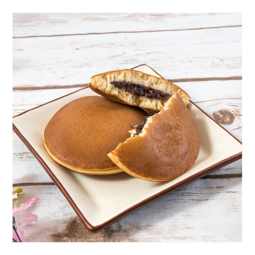 MARUKYO Japanese Pancake with Red Bean 6 pieces 318g