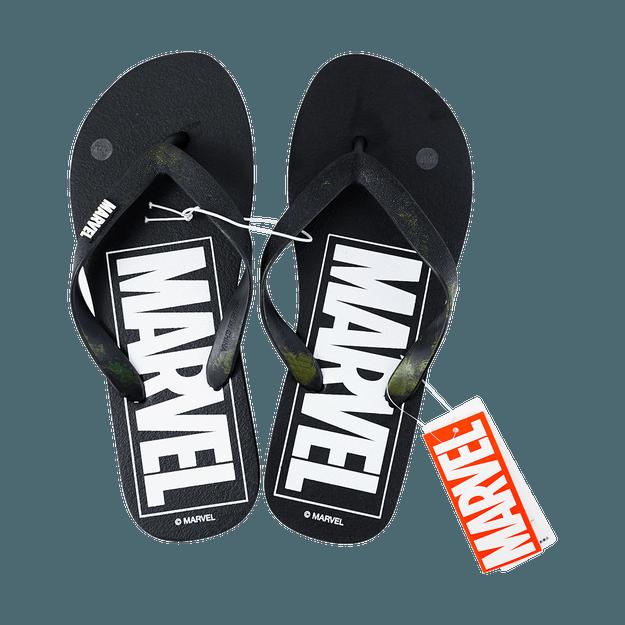 Product Detail - Men\'s Marvel Comfortable Slippers M EU 41/42 Mix Color - image  0