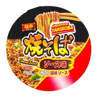 日本HIKARI 日式鲜味炒荞麦面 121.2g