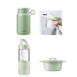 BUYDEEM kitchenware & giftware set green 1 set