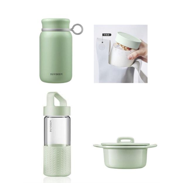Product Detail - BUYDEEM kitchenware & giftware set green 1 set - image  0