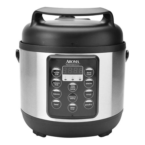 yamibuy com aroma housewares digital professional pressure cooker 3qt apc 816sb kitchen appliances yamibuy com aroma housewares digital professional pressure cooker      rh   yamibuy com