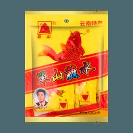 单山 单山蘸水(辣椒面) 10袋入 150g 云南特产