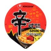NONGSHIM Instant Shin Ramyun Cup 75g