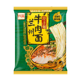 BAIJIA Lanzhou Beef Flavor Noodle 95g