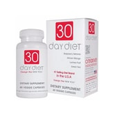 CREATIVE BIOSCIENCE 30 Day Diet Dietary Supplement 60 Caps