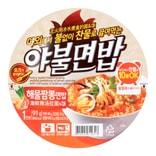 韩国HONESTFOOD 自加热 海鲜辣汤拉面&饭 91g