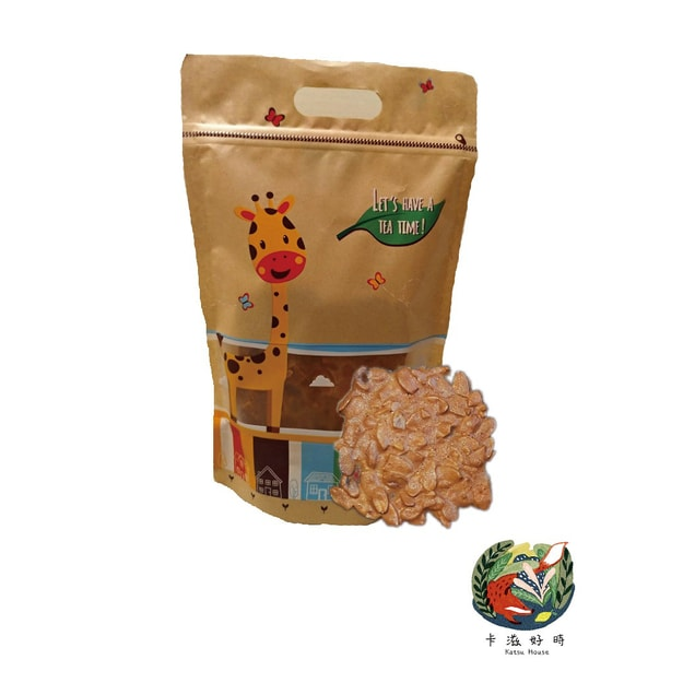 Product Detail - [Taiwan Direct Mail] Katsu House Private Brand popular Almond Tuiles 170g/ bag - image 0