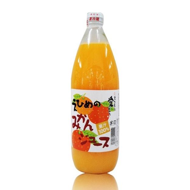 商品详情 - 日本100%纯果汁 橘子汁 1L - image  0