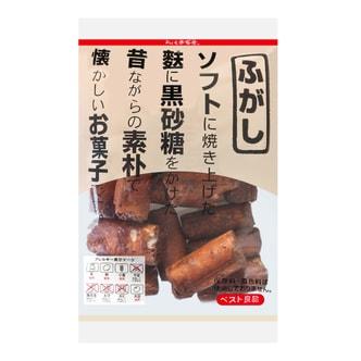 日本HYAKKEI 红糖小麦面筋 60g 鹿岛特产