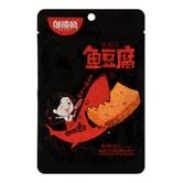 邬辣妈 鱼豆腐 烧烤味 95g