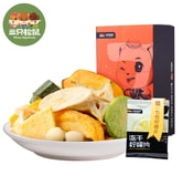THREE SQUIRRELS Dried fruits and vegetables 210g