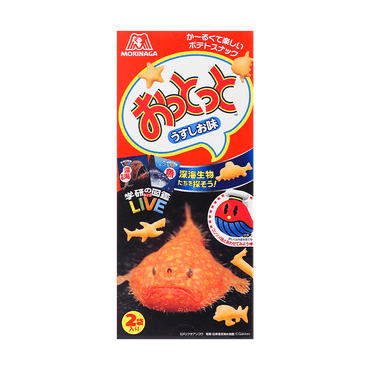 Morinaga Confectionery Kid cookie 52g