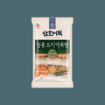【冷冻】韩国CJ 鱼饼串串 324g