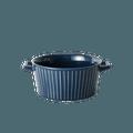 网易严选 条纹系列餐具套装 小汤碗