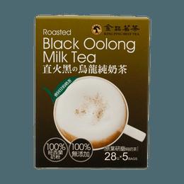 金品茗茶 直火 乌龙純奶茶 奶素食可用 28克*5包